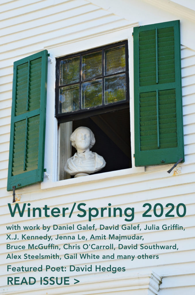 Winter/Spring 2020 Issue